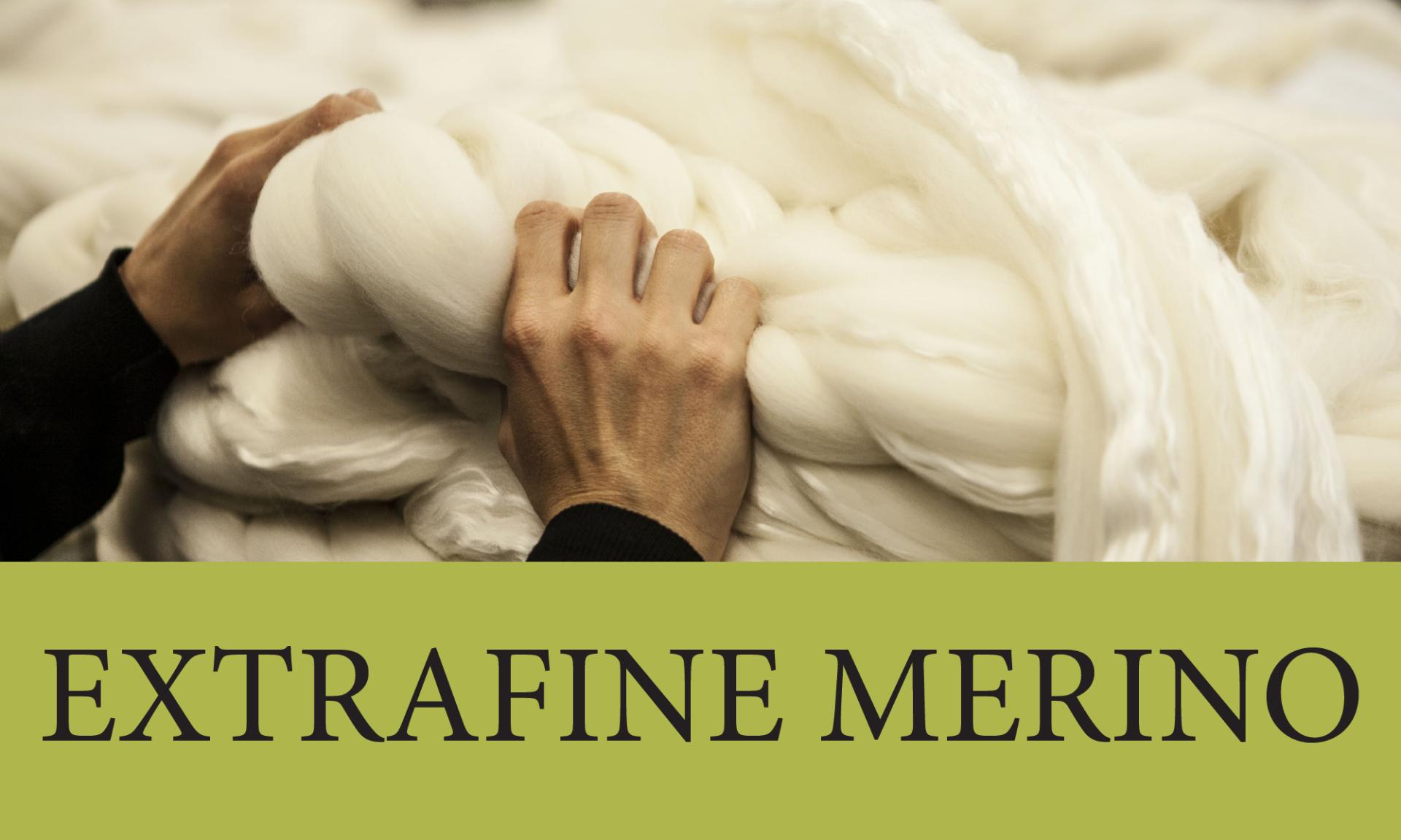 Extrafine Merino Yarn